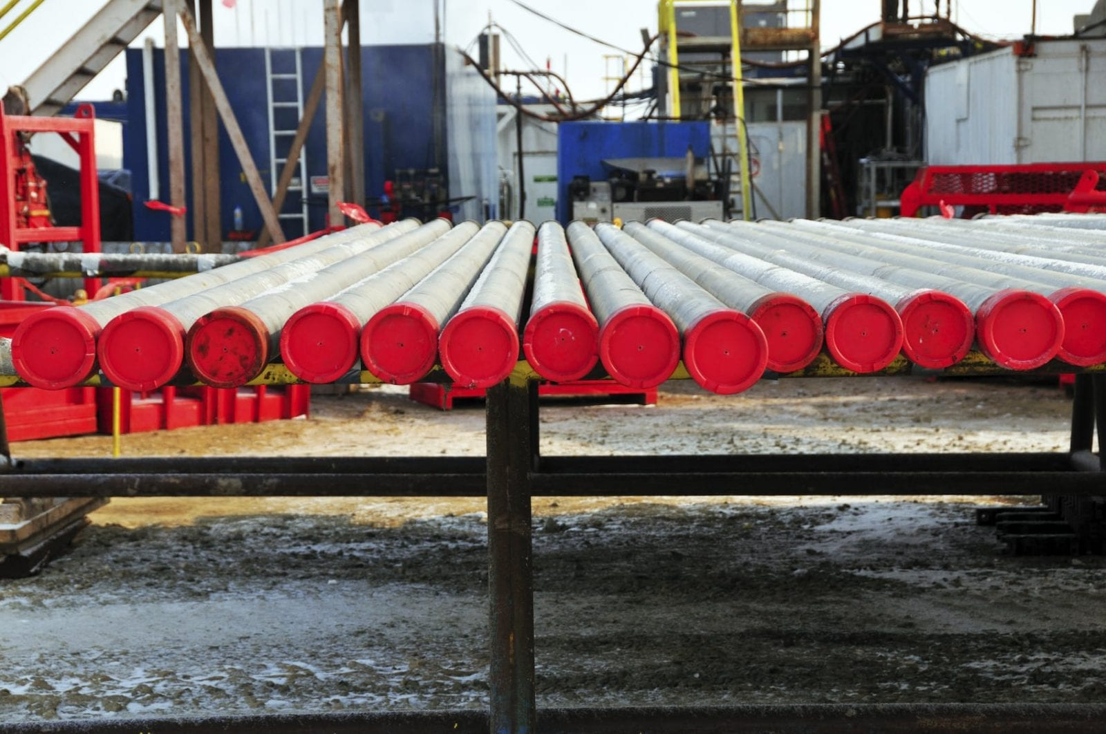 Oil Field Accident Attorney Discusses Recent Death from Falling Pipe