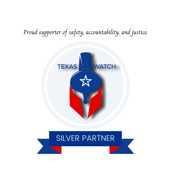 Texas Watch - Silver Partner Badge